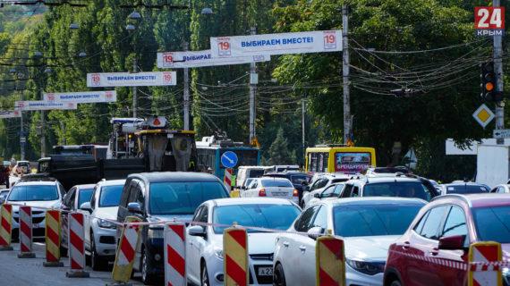 В Крыму на время нерабочих дней сократят количество общественного транспорта