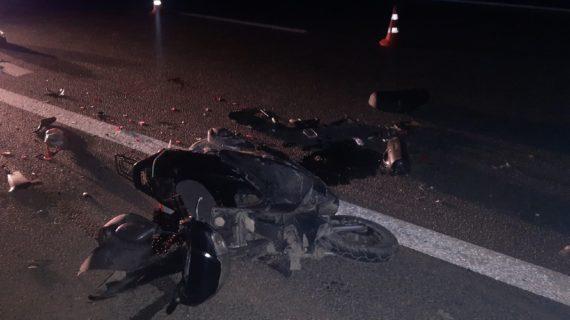 На трассе «Таврида» произошло смертельное ДТП