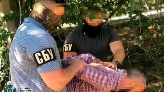 В Херсонской области арестовали ялтинца, участвовавшего в самообороне Крыма