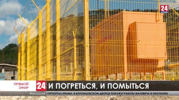 15 километров новых труб. Два района Челноковского массива в Феодосии теперь будут с водой и газом