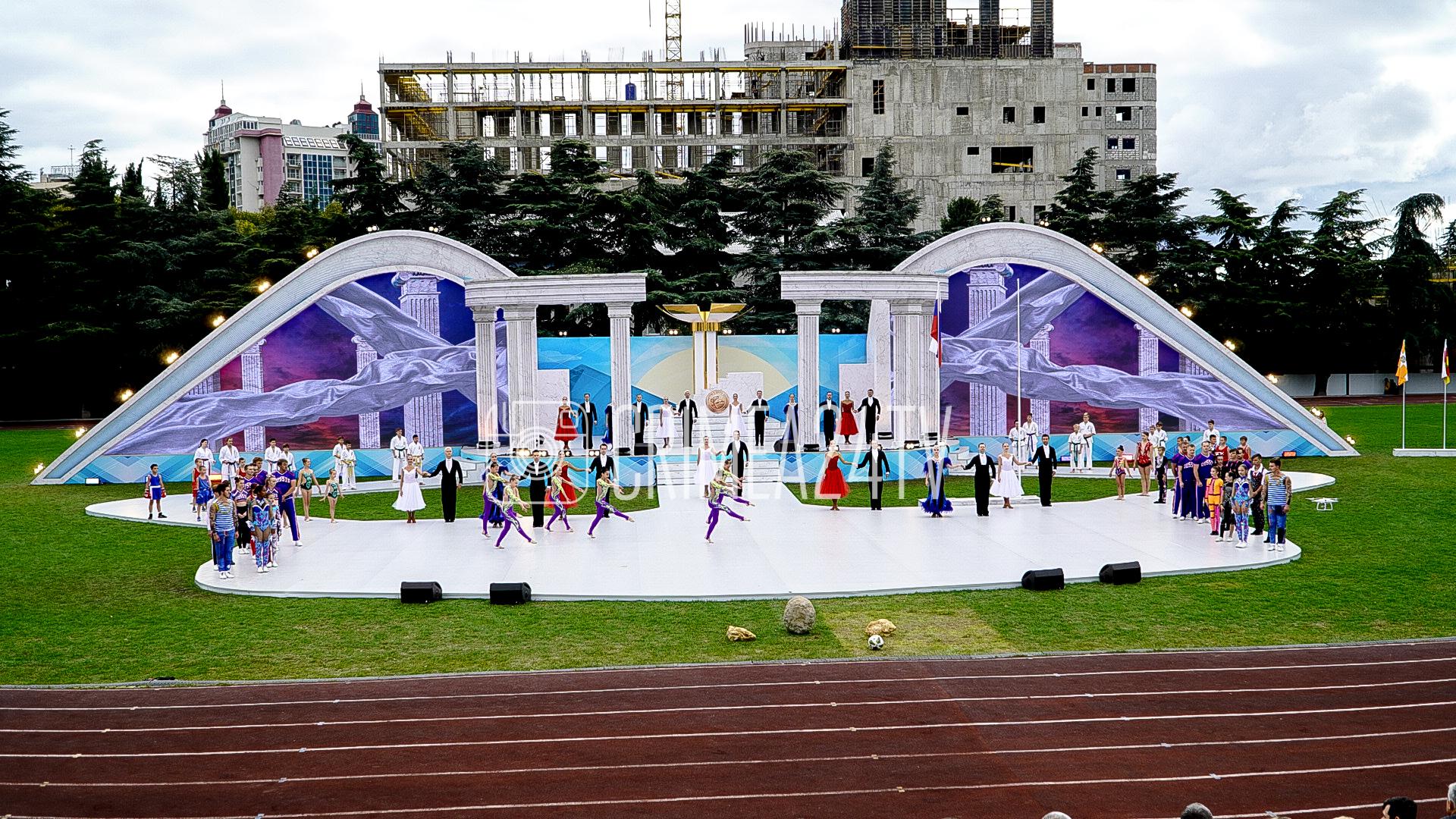 Замминистра спорта России: Масштабные мероприятия должны проводиться в Крыму