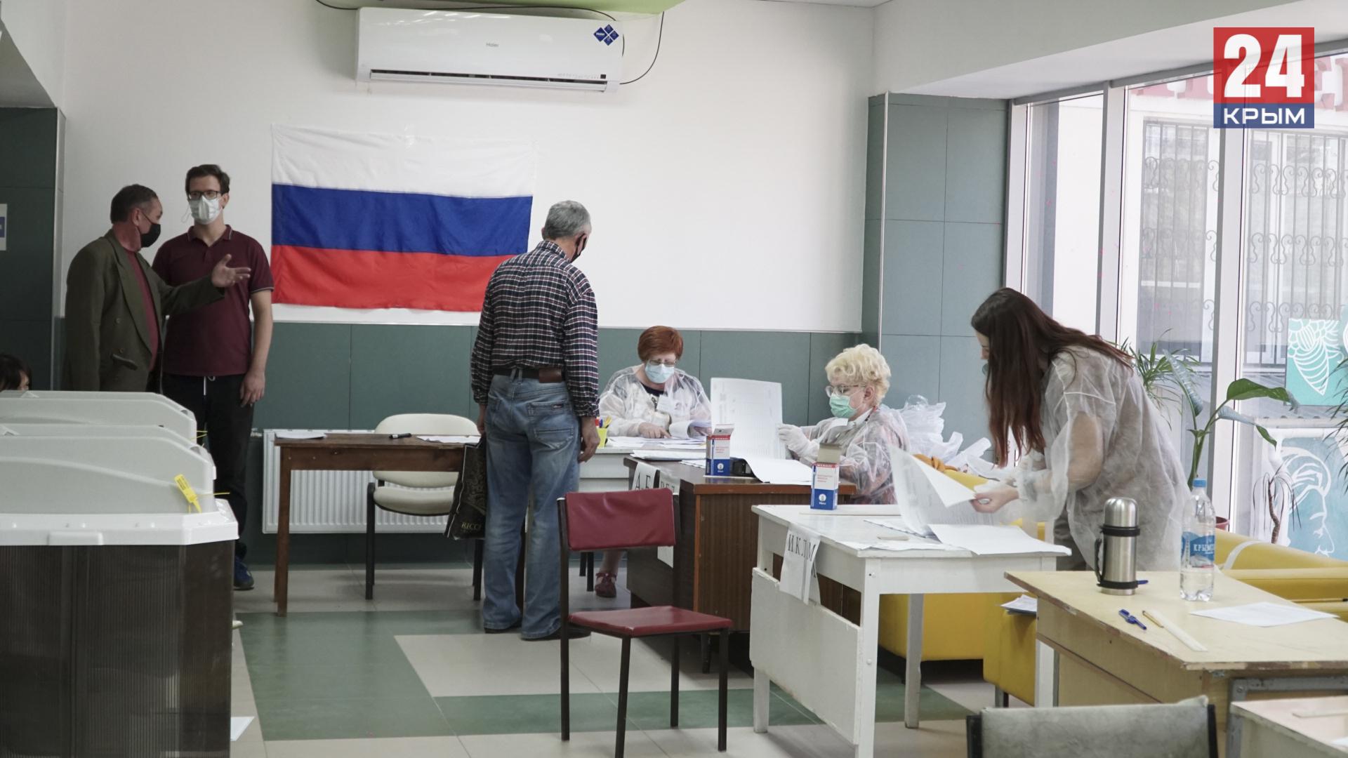 Третий день голосования на выборах в Госдуму стартовал в Крыму