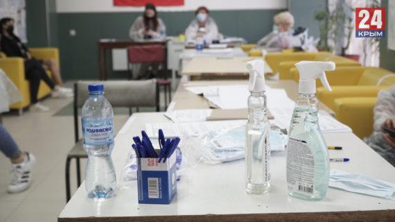 Более 700 тысяч крымчан проголосовали на выборах депутатов в Госдуму за три дня