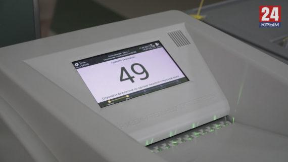 Явка на выборы в Крыму к 18:00 в последний день голосования составила почти 48%