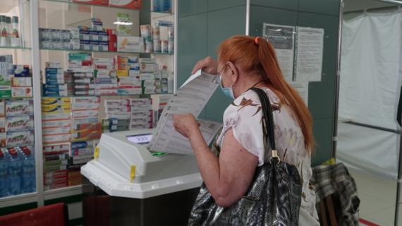 В Крыму стартовал второй день голосования на выборах в Госдуму