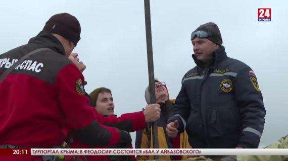 На Крым надвигается непогода