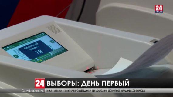 В стране завершился первый день голосования. С каким настроением крымчане сделали свой выбор?