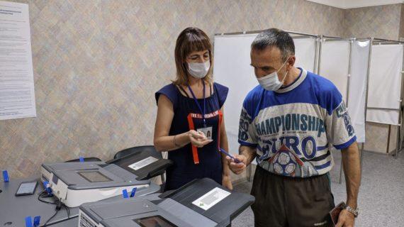 Серьёзных нарушений и вбросов на выборах в Госдуму в Крыму не зафиксировано, - ЦИК РФ