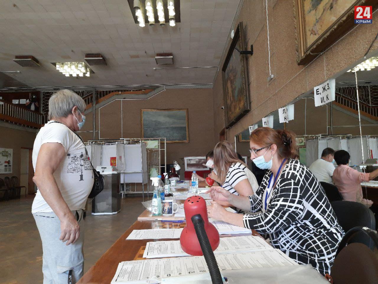 16 тысяч граждан из других субъектов РФ планируют голосовать в Крыму