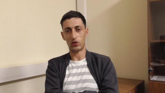 «Они угрожали моей семье»: обвиняемый в диверсии крымчанин рассказал, почему выполнил задание украинской разведки