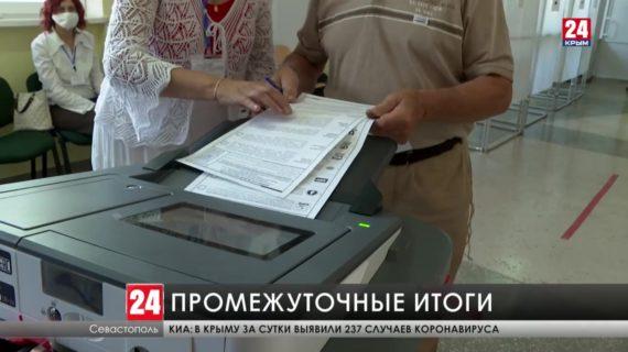 В Севастополе проголосовало 31 894 избирателя
