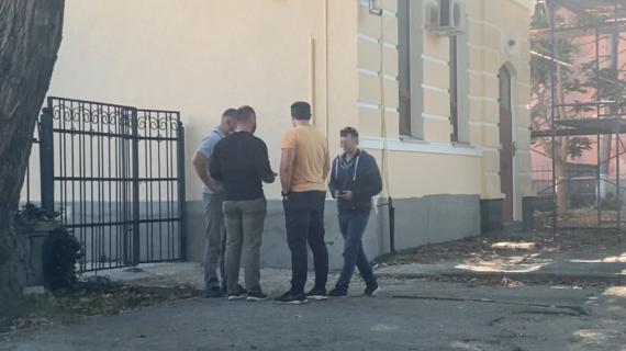 В Симферополе сотрудники ФСБ задержали сотрудника Госкомрегистра. ВИДЕО
