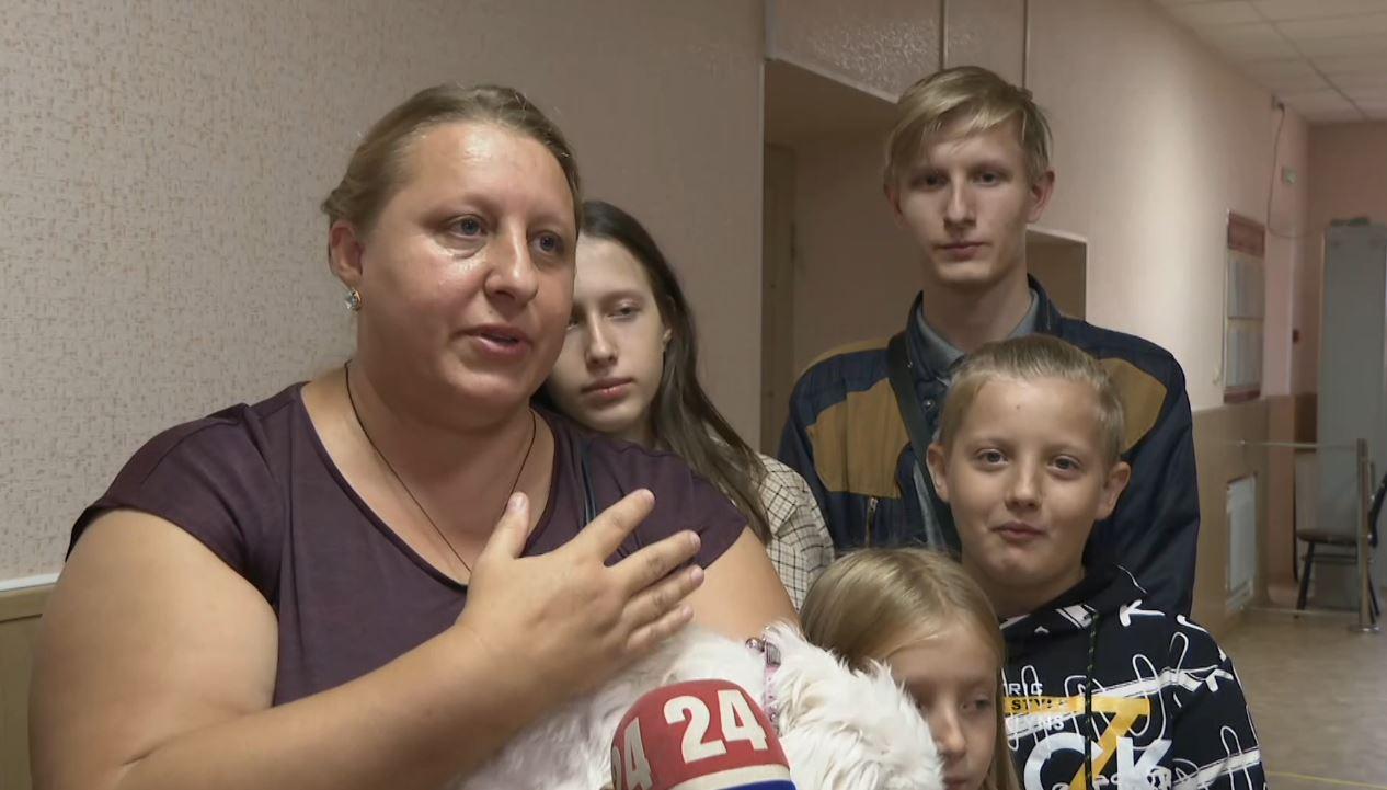 В Крыму на выборы идут целыми семьями. ВИДЕО