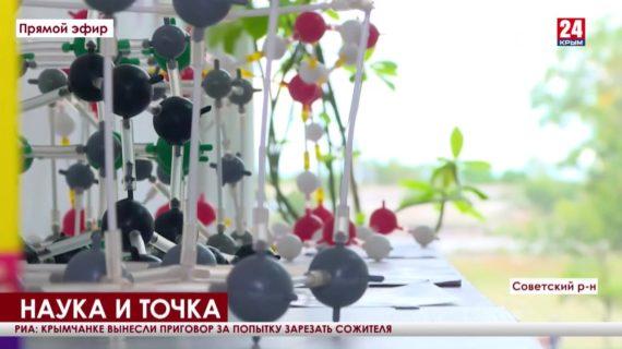 В сельских школах восточного Крыма открыли центры образования «Точка роста»