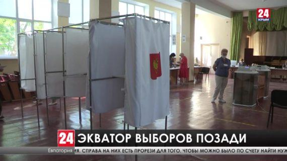 Экватор позади. Голосование в Крыму продолжается. Какие условия создали для избирателей?
