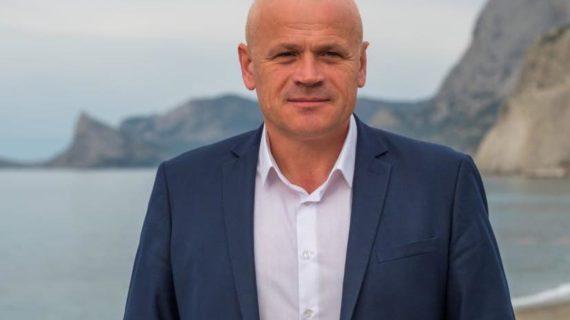 Горсовет Судака принял отставку Игоря Степикова