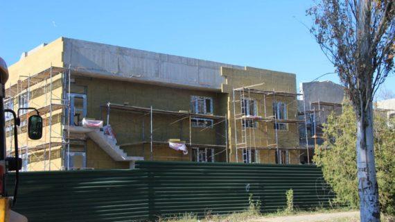В Керчи планируют открыть новый детсад к концу года