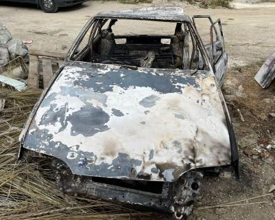 Следком возбудил уголовное дело на крымчанина, который чуть не сжёг себя и четырехлетнего сына в машине