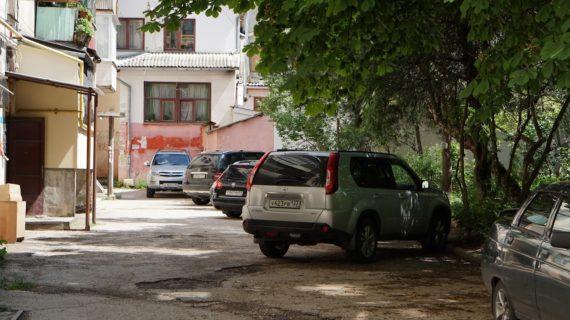 Дворы Керчи отремонтируют за 2 миллиарда рублей в следующем году