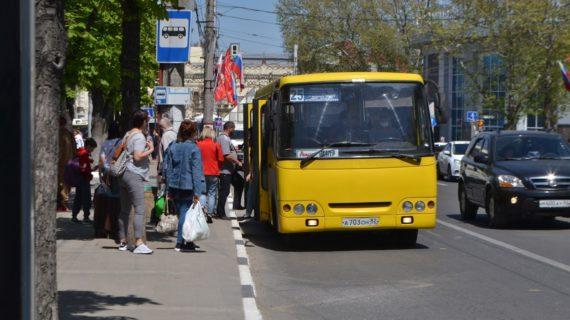 В Симферополе новые автобусы будут ходить между Пневматикой и Маршала Жукова