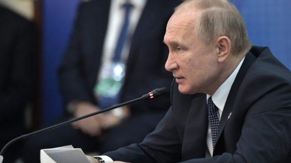 Путин поддержал введение нерабочих дней в России с 30 октября по 7 ноября
