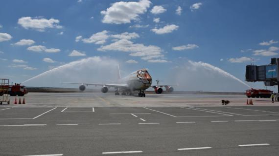 Аэропорт Симферополя встретит самолёт с шестимиллионным пассажиром