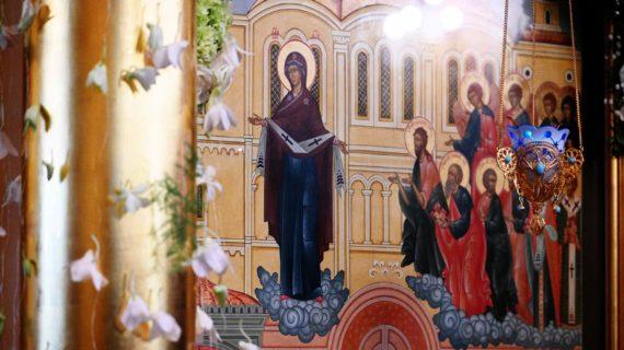 Глава Крыма поздравил всех православных христиан с великим праздником Покрова Пресвятой Богородицы