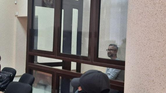 Суд продлил до конца января 2022 года арест обвиняемого в диверсии на газопроводе в Крыму