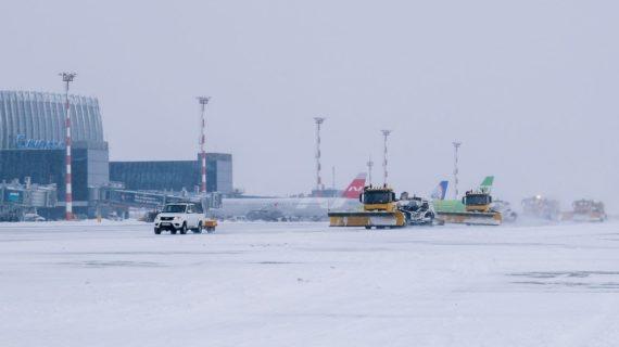 Аэропорт Симферополя полностью готов к работе зимой
