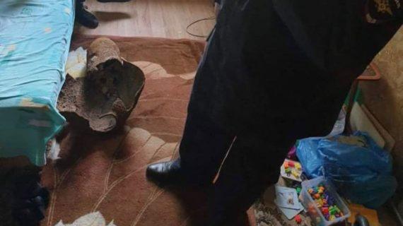 Житель крымского посёлка Грэсовский хранил у себя дома авиабомбу