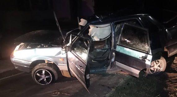 Водитель легковушки погиб в ДТП под Белогорском