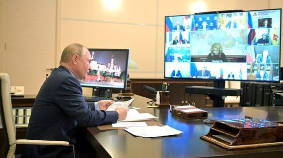 Президент РФ подписал указ о нерабочих днях