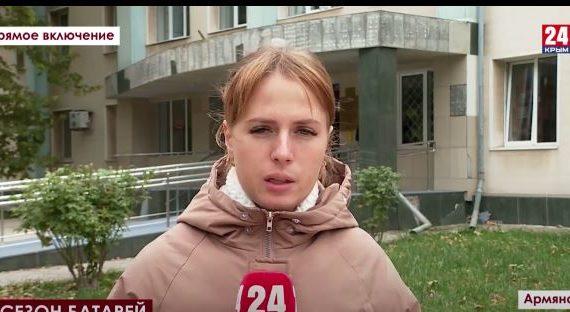 Отопление включили в детских садах, школах и больнице Армянска